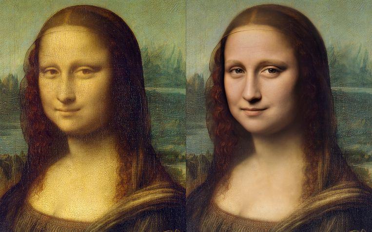 Mona Lisa. Beeld Bas Uterwijk