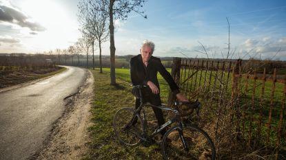 """Welkom in het Haspengouw van Rick de Leeuw: """"Als ik het klimmetje op fiets tussen Jesseren en Zammelen, dan vergeet ik even alles en iedereen rond me heen"""""""