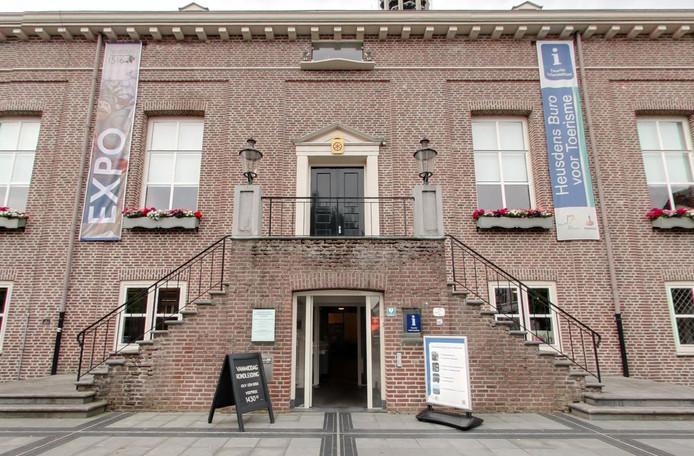 het Streekarchief Langstraat Heusden Altena in Heusden.