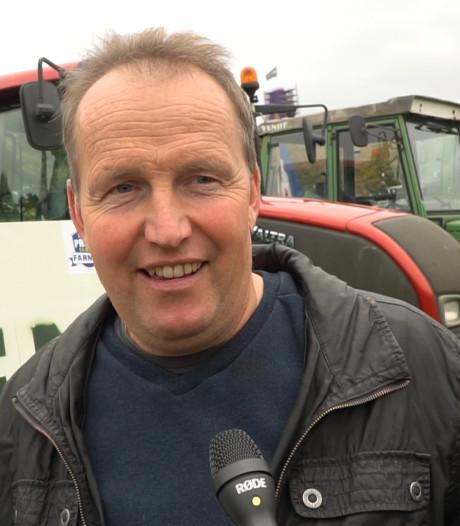 Brabantse boeren in Den Haag: 'We moeten oppassen dat het draagvlak niet afneemt'