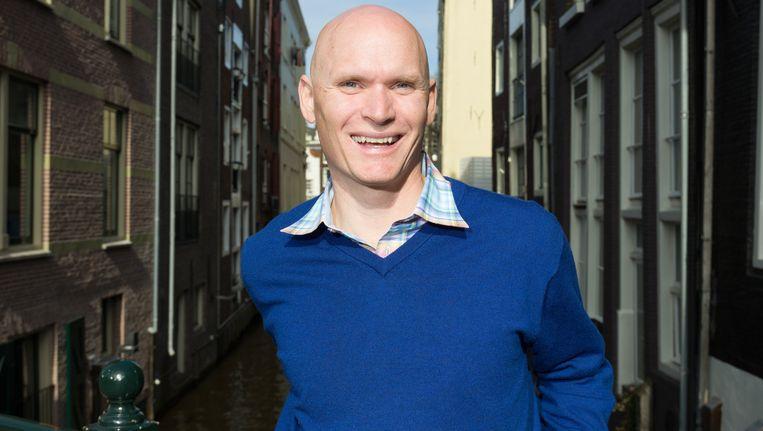 Anthony Doerr. Beeld Ivo van der Bent / de Volkskrant