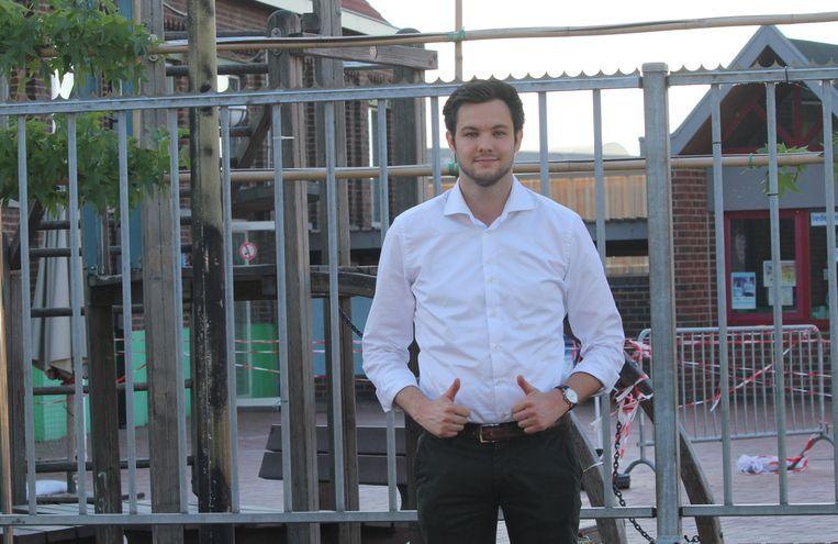 Simon Lejeune wil zomerscholen inrichten in Oosterzele.