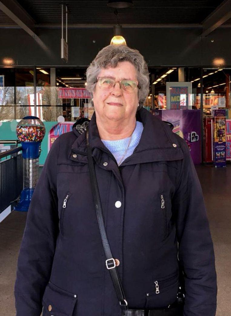 Hennie Kniese (75) Beeld Lin Woldendorp