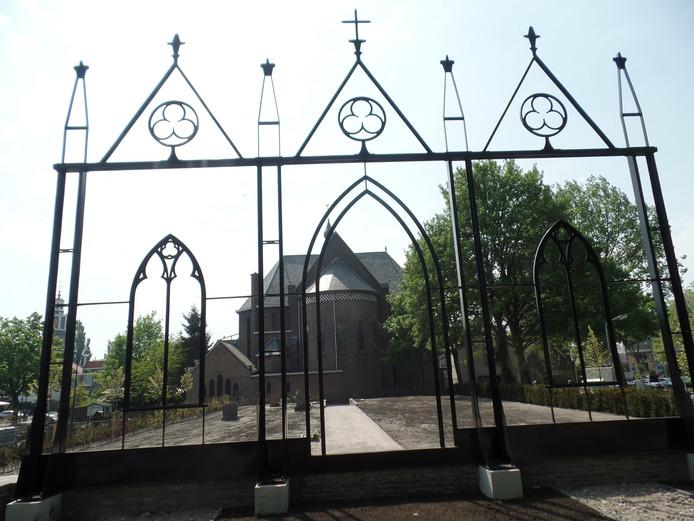 De H. Nicolaasparochie in Zoetermeer.