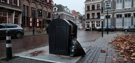 Wijkraad Beinum eist meer containers voor restafval