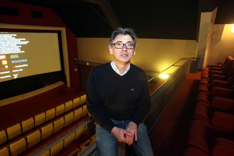De Haan cinema Rio uitbater Ronny Maheur