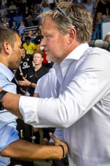 De Graafschap-trainer De Jong: Gewoon normaal blijven doen