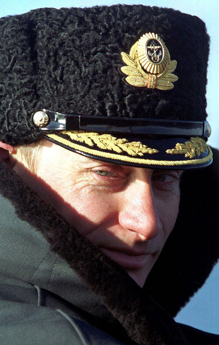 Russisch president Vladimir Poetin zou 'slapende' kernbommen op de zeebodem voor de kust van de VS droppen die een tsunami kunnen veroorzaken. Die zou een groot deel van het Amerikaanse kustgebied van de kaart vegen.