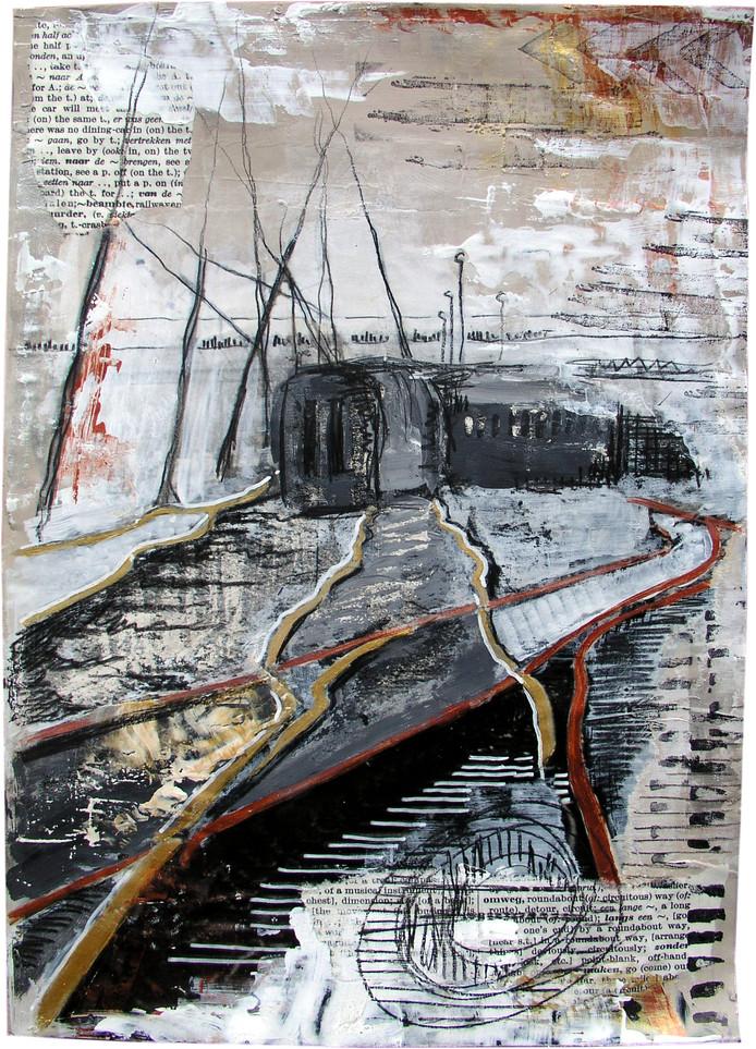 illustratie vers op zondag Melis van den Hoek: Marit Barentsen - Jaarwisseling