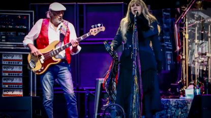 Fleetwood Mac zegende de wei al in