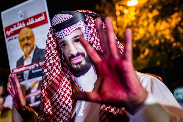 Intussen wordt vooral kroonprins Mohammed bin-Salman verdacht.