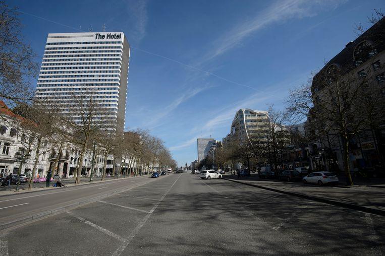 Guldenvlieslaan, Brussel