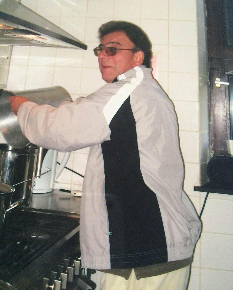 Segers was 33 jaar kookouder bij de Chiro.