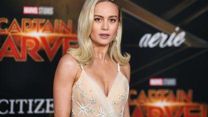 """Brie Larson gaat tot het uiterste als superheldin in 'Captain Marvel': """"Ik heb veel tranen gelaten tijdens mijn trainingen"""""""