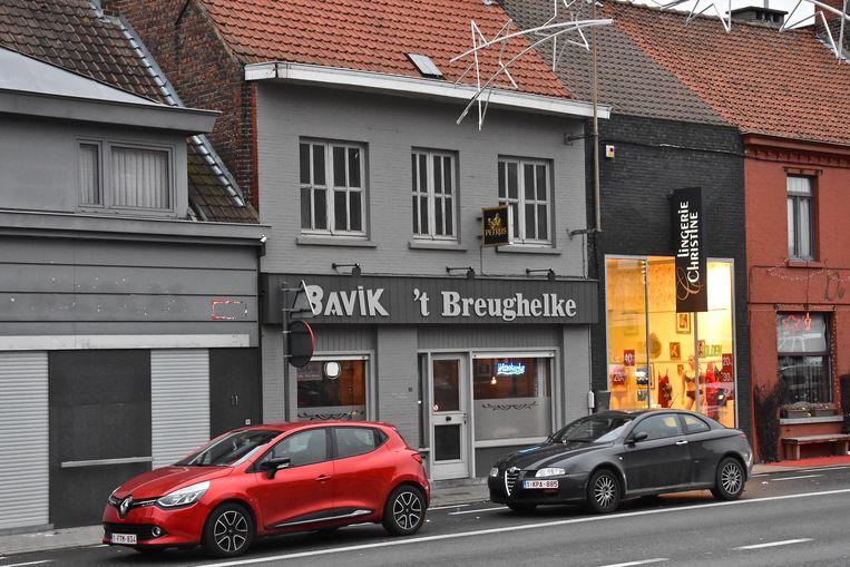 Café 't Breughelke moet plaats ruimen voor appartementen