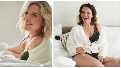 Siska Schoeters en Leyers-zussen schitteren in lingerie