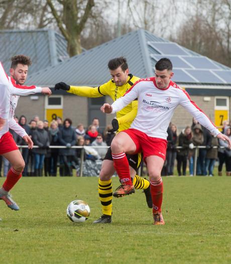 Dussense Boys wint derby, onverwachte nederlaag Hoge Vucht