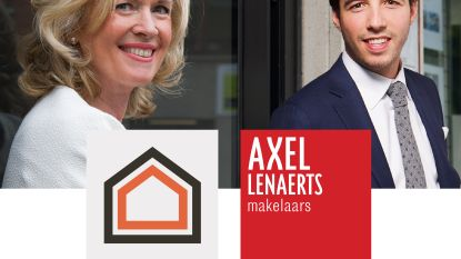 Immo Carine Audenaert wordt kantoor van Axel Lenaerts