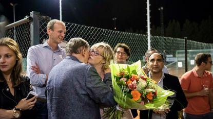 Veerle Heeren volgt zichzelf op als burgemeester van Sint-Truiden