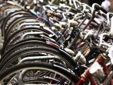 Nieuwe fietsenstalling bij station Breda