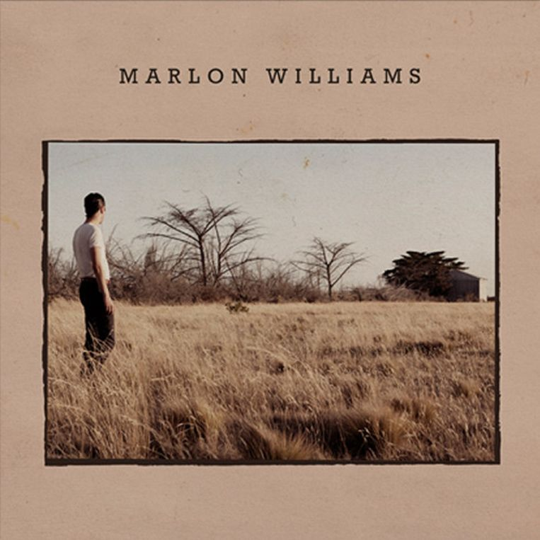 CD hoes Marlon Williams Beeld .