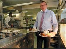 Hotel-restaurant Waanders in Staphorst is verkocht en maakt plaats voor 96 appartementen en een grand café