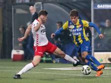 Sterker FC Oss onderuit tegen Helmond Sport