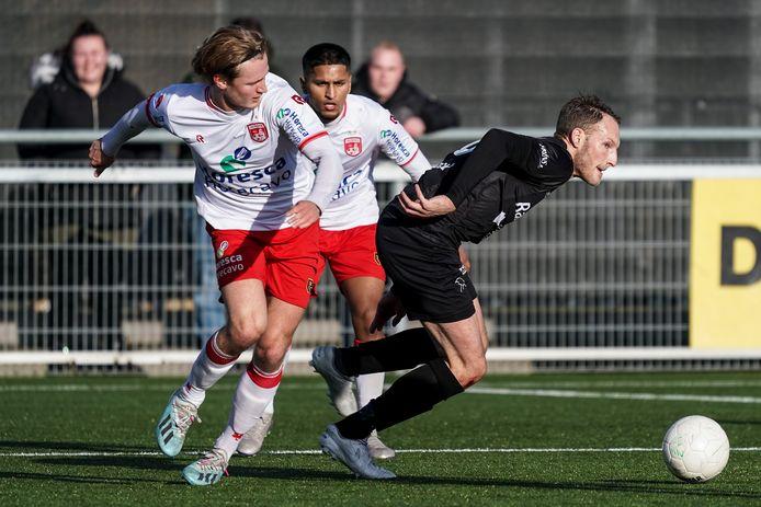 GVVV opent het seizoen in de Bollensteek met een wedstrijd bij Quick Boys.