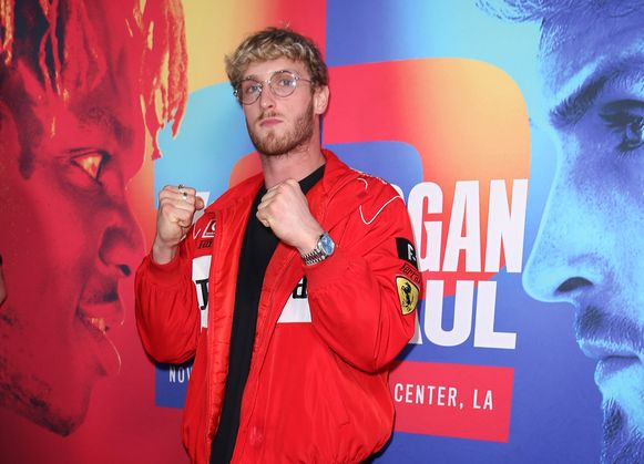 Youtube-ster Logan Paul.