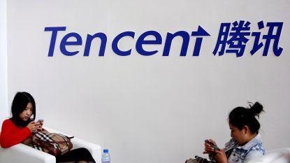 Formule 1 sluit megadeal met Chinese internetreus Tencent