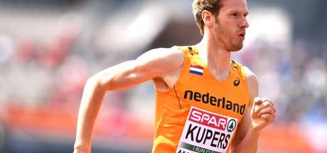 Kupers en Verstegen lopen WK-limiet op 800 meter