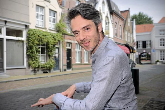 Edwin Berg brengt in oktober zijn album Bach&Berg uit, tot stand gekomen via crowdfunding.