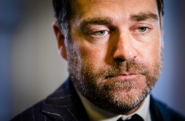 VVD-fractievoorzitter Klaas Dijkhoff.  Beeld ANP