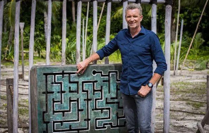 Denis Brogniart, présentateur de Koh-Lanta.