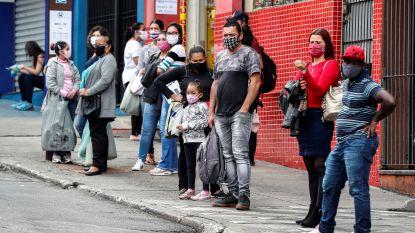 Brazilië telt nu meer coronadoden dan Italië