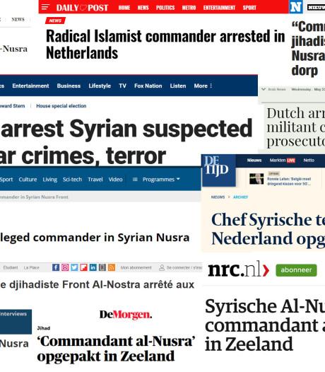 Arrestatie 'Zeeuwse' terreurverdachte gaat de hele wereld over