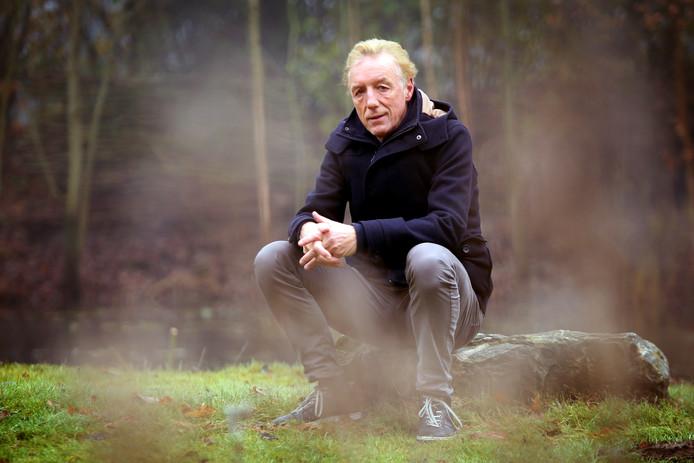 René Roovers zet zich al bijna twintig jaar in voor het behoud van de Dongense natuurgebieden de  Duiventoren en het Blik.
