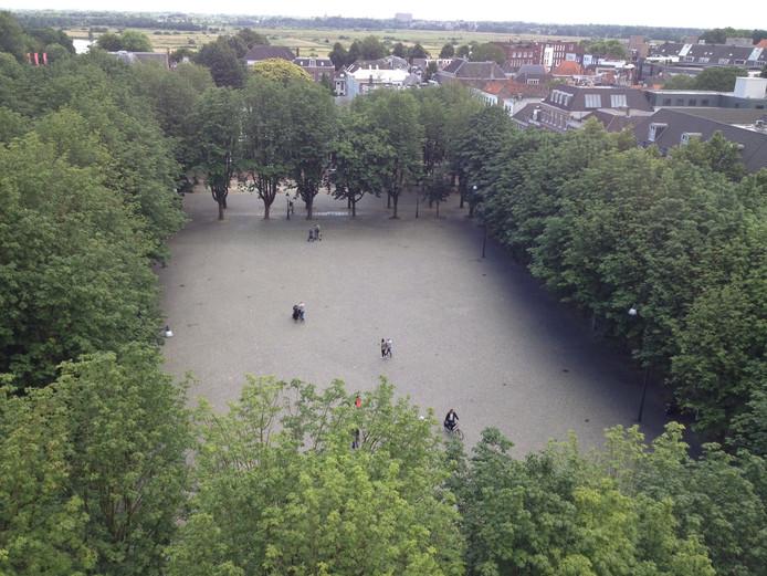De Parade in Den Bosch.