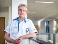 Intensivist Wouter Dijkman (MMC) is alleen maar met de patiënten bezig: 'Corona is echt nog net zo heftig als in het voorjaar'