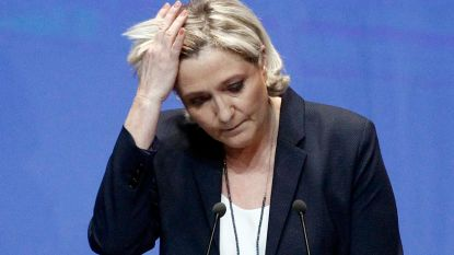 "Marine Le Pen looft ""dynamiek"" van extreemrechts in Duitsland en België"