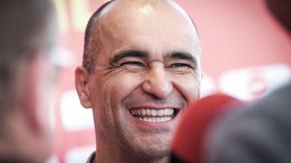 """Roberto Martínez: """"Ik begrijp dat er nu al gepraat wordt over mijn positie na het WK"""""""