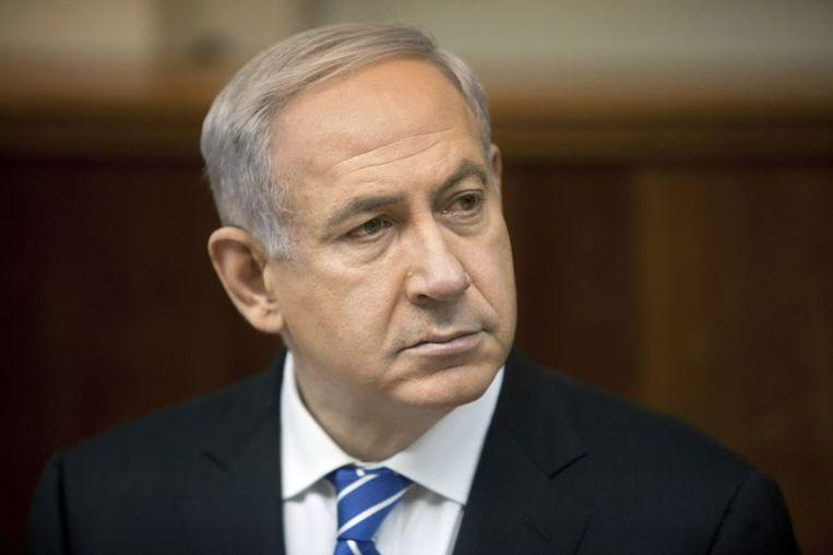 """De Israëlische premier Netanyahu kan voortaan in """"uitzonderlijke gevallen"""" zonder goedkeuring van de voltallige regering ten oorlog trekken."""