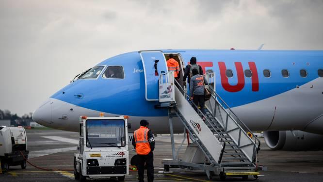 TUI fly vliegt zeker tot paasvakantie niet op regionale luchthavens