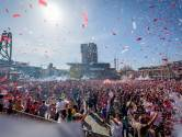 Blijdschap, feest en bier, maar vooral opluchting na kampioenschap FC Twente