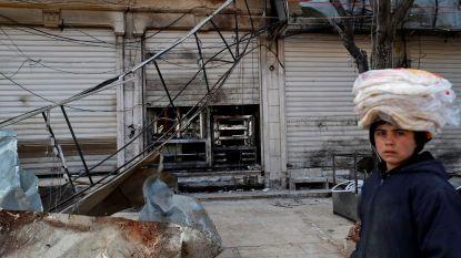 Hoe het favoriete Syrische restaurant van Amerikaanse militairen hun dood werd