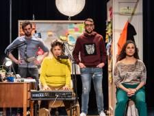 'Achttien'van HZT is meer voorlichting dan theater