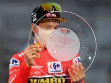 Primoz Roglic remporte le Vélo d'Or
