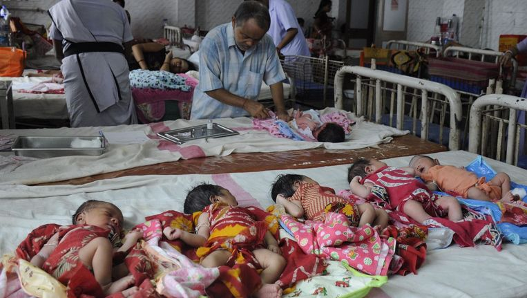 Kinderen In India Krijgen Dikwijls Onjuiste Medicatie De Volkskrant