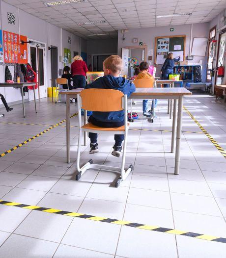 La Flandre réclame la réouverture de toutes les classes maternelles et primaires