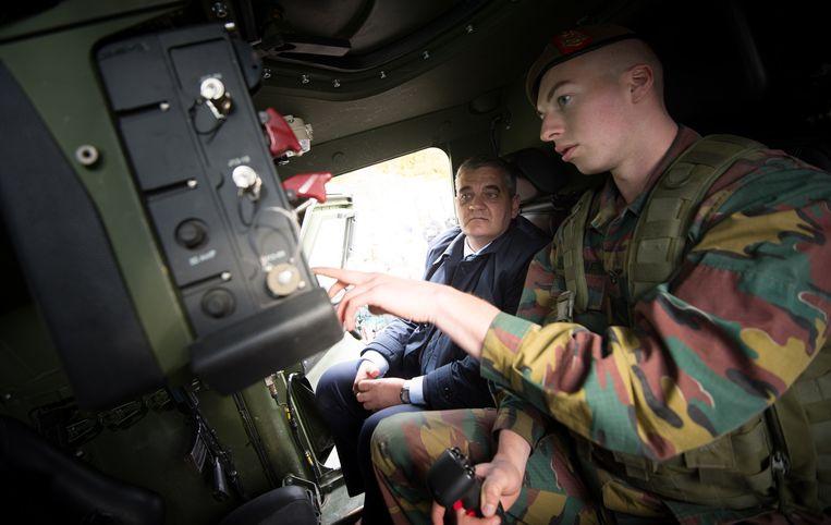 Minister van Defensie Steven Vandeput maakte reeds zijn voornemen bekend om de opleidingsmissie in Irak te verlengen tot het einde van het jaar.